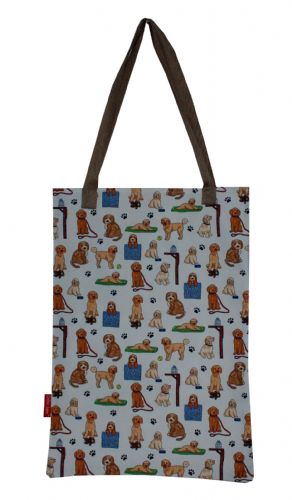 Selina-Jayne Cockapoo Dogs Limited Edition Designer Tote Bag